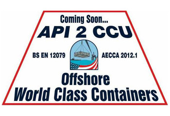 API 2 CCU - Tanks-A-Lot, Deepwater Container Specialists