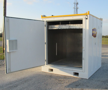 Dry Ice Box - Tanks-A-Lot, Deepwater Container Specialists
