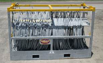 Offshore Sling Rack - Tanks-A-Lot, Deepwater Container Specialists