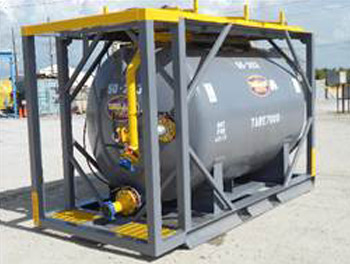 Mixing Hopper - Tanks-A-Lot, Deepwater Container Specialists