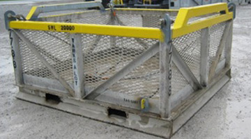 Sub Sea Baskets/Grating Side Baskets - Tanks-A-Lot, Deepwater Container Specialists