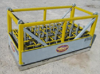 Sub Stabilizer Carrier Basket Grid - Tanks-A-Lot, Deepwater Container Specialists