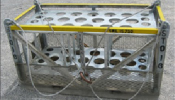 Sub Stabilizer Carrier Basket Insert - Tanks-A-Lot, Deepwater Container Specialists