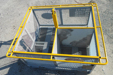 NEW Subsea ROV Basket - Tanks-A-Lot, Deepwater Container Specialists