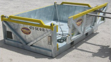 8' Inside Cargo Basket - Tanks-A-Lot, Deepwater Container Specialists