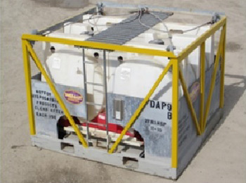 Acid Tanks - Tanks-A-Lot, Deepwater Container Specialists
