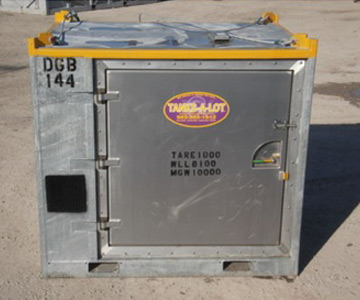 Dry Goods Box - Tanks-A-Lot, Deepwater Container Specialists