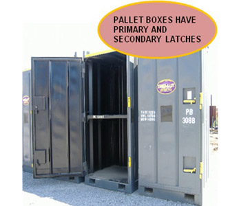 Pallet Box - Tanks-A-Lot, Deepwater Container Specialists