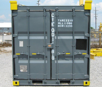 BOX – Shelf, Rigging, or Tool (No Power; with or without Ceramacoat) - Tanks-A-Lot, Deepwater Container Specialists