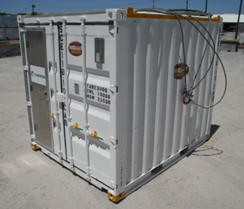CAB – Power (Div I or II) with Climate Control for Offshore - Tanks-A-Lot, Deepwater Container Specialists