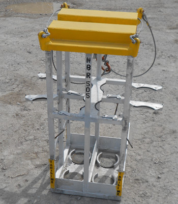 NITROGEN CYLINDER RACKS - Tanks-A-Lot, Deepwater Container Specialists