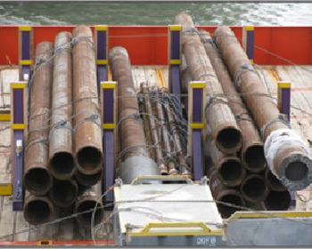 Pipe Racks for Offshore Vessels - Tanks-A-Lot, Deepwater Container Specialists