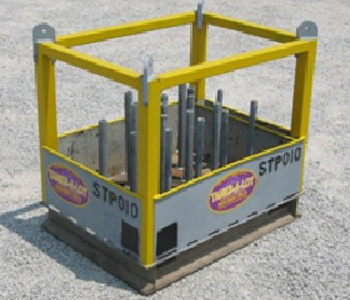 Sub Stabilizer Carrier Basket - Tanks-A-Lot, Deepwater Container Specialists