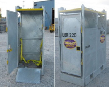 Universal Bottle Rack - Tanks-A-Lot, Deepwater Container Specialists