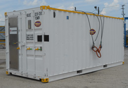 Services - Tanks-A-Lot, Deepwater Container Specialists