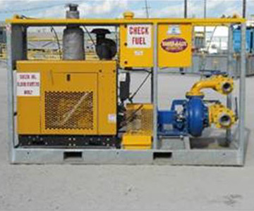 Diesel Driven Pumps - Tanks-A-Lot, Deepwater Container Specialists