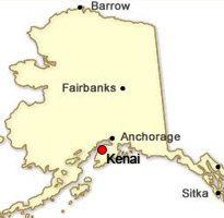 Location - Kenai, Alaska - Tanks-A-Lot, Deepwater Container Specialists