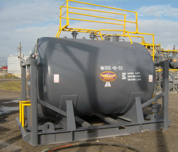 100 BBL TANK - Tanks-A-Lot, Deepwater Container Specialists