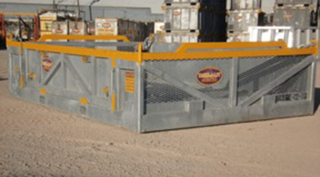 12x27 Basket - Tanks-A-Lot, Deepwater Container Specialists