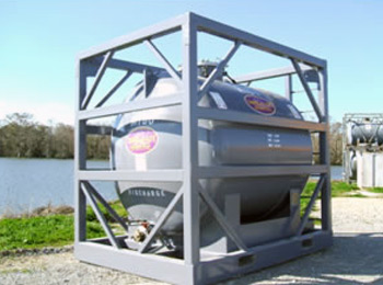 25BBL. IM-101 D.O.T. FLUID TRANSPORT TANKS - Tanks-A-Lot, Deepwater Container Specialists