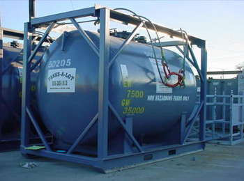 50 BBL. TANK - Tanks-A-Lot, Deepwater Container Specialists