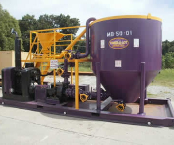 50 BBL Mud Blender - Tanks-A-Lot, Deepwater Container Specialists