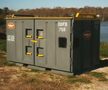 Double Door Freight Box - Tanks-A-Lot, Deepwater Container Specialists