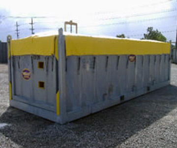Open Freight Box/Transporter Basket - Tanks-A-Lot, Deepwater Container Specialists