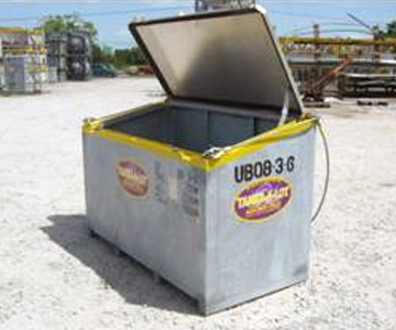 Production Utility Box - Tanks-A-Lot, Deepwater Container Specialists