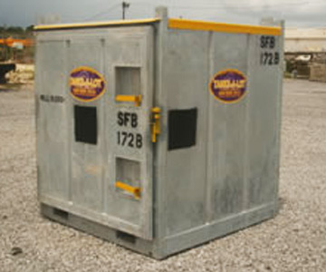 Single Door Splash Proof Box - Tanks-A-Lot, Deepwater Container Specialists