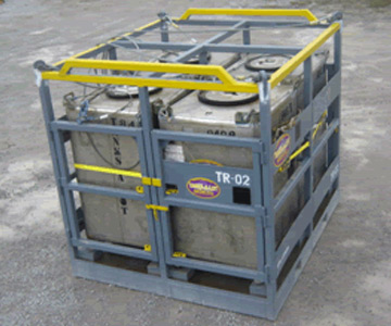 Tote Tank Carrier - Tanks-A-Lot, Deepwater Container Specialists